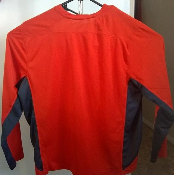 9318d0860450 Champion Shirts | Mens Duo Dry Long Sleeve Pullover Sz L | Poshmark